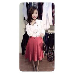 Ảnh số 39: Chân váy xòe hàng thiết kế LDP - Giá: 250.000