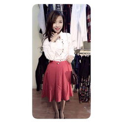 Ảnh số 40: Chân váy xòe hàng thiết kế LDP - Giá: 250.000