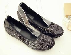 Ảnh số 16: giày chun,giấu đế 3 phân (đã bán) - Giá: 150.000
