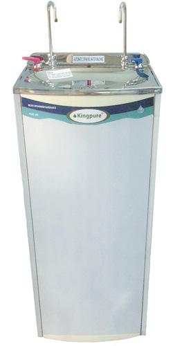 Ảnh số 1: Máy Lọc Nước Uống Trực Tiếp 2 Vòi Nóng Lạnh, Vỏ Inox - Giá: 6.100.000
