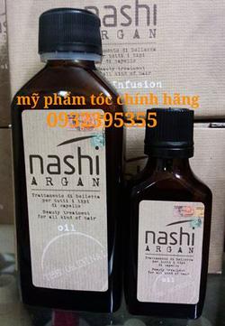 Ảnh số 11: Tinh dầu nuôi dưỡng phục hồi tóc Nashi Argan 100ml - Giá: 450.000