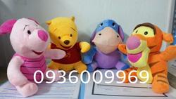 Ảnh số 72: bộ gấu Pooh - Giá: 200.000