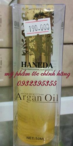 Ảnh số 6: Tinh dầu dưỡng và làm bóng tóc Haneda 50ml - Giá: 190.000