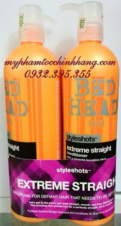 Ảnh số 66: Gội xả siêu mượt cho tóc thẳng hoặc khô xơ Extreme Straight 750ml - Giá: 1.000.000