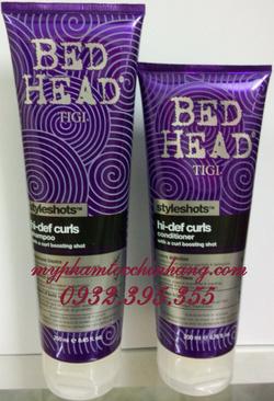 Ảnh số 70: Gội xả Hi Def Curls 250ml (cho tóc xoăn) - Giá: 550.000