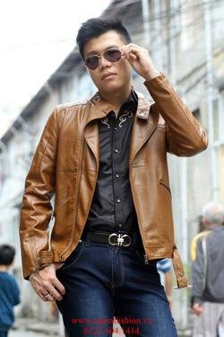 Ảnh số 3: áo khoác nam - Giá: 450.000