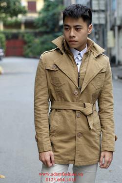 Ảnh số 48: áo khoác nam - Giá: 750.000