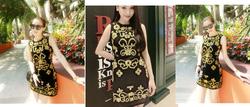 Ảnh số 5: váy thêu - Giá: 310.000