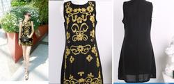 Ảnh số 6: váy thêu - Giá: 310.000