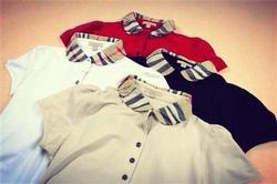 Ảnh số 98: * áo cổ  sen buberry cực chơi _170k chât lụa cotton 100% hàng  chuẩn , mặc lên tôn dáng lăm nhé - Giá: 170.000