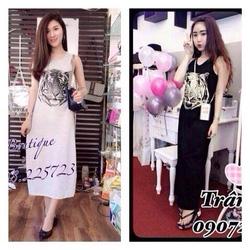 Ảnh số 94: váy maxi hổ cực xynh _170k - Giá: 170.000