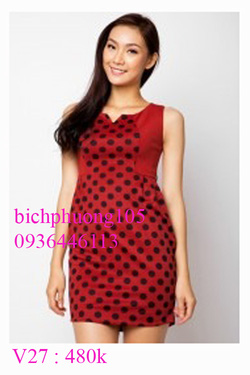 Ảnh số 27: Váy đầm , đủ size - Giá: 480.000