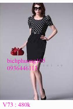 Ảnh số 73: Váy đầm , đủ size - Giá: 480.000