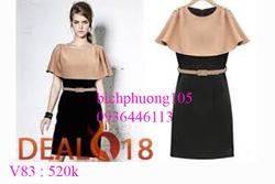 Ảnh số 83: Váy đầm , đủ size - Giá: 520.000