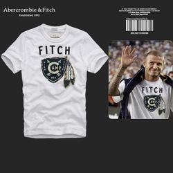 Ảnh số 90: Áo thun cổ tròn abercrombie fitch AF nam giới thời trang châu Âu thể thao - Giá: 220.000