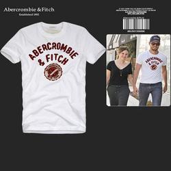 Ảnh số 79: Áo thun cổ tròn abercrombie fitch AF nam giới thời trang châu Âu thể thao - Giá: 220.000