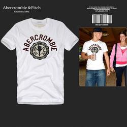 Ảnh số 78: Áo thun cổ tròn abercrombie fitch AF nam giới thời trang châu Âu thể thao - Giá: 220.000