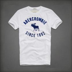 Ảnh số 67: Áo thun cổ tròn abercrombie fitch AF nam giới thời trang châu Âu thể thao - Giá: 220.000