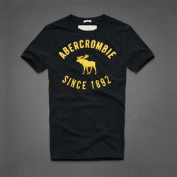 Ảnh số 65: Áo thun cổ tròn abercrombie fitch AF nam giới thời trang châu Âu thể thao - Giá: 220.000