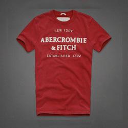 Ảnh số 64: Áo thun cổ tròn abercrombie fitch AF nam giới thời trang châu Âu thể thao - Giá: 220.000