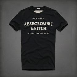 Ảnh số 63: Áo thun cổ tròn abercrombie fitch AF nam giới thời trang châu Âu thể thao - Giá: 220.000