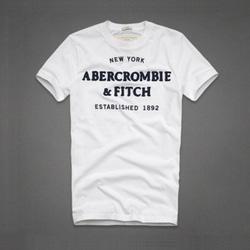 Ảnh số 61: Áo thun cổ tròn abercrombie fitch AF nam giới thời trang châu Âu thể thao - Giá: 220.000