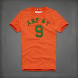 Ảnh số 58: Áo thun cổ tròn abercrombie fitch AF nam giới thời trang châu Âu thể thao - Giá: 220.000