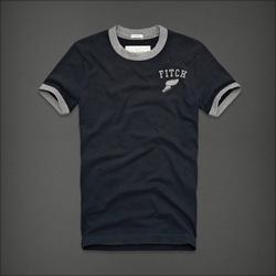 Ảnh số 41: Áo thun cổ tròn abercrombie fitch AF nam giới thời trang châu Âu thể thao - Giá: 220.000