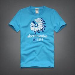 Ảnh số 35: Áo thun cổ tròn abercrombie fitch AF nam giới thời trang châu Âu thể thao - Giá: 220.000