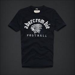 Ảnh số 29: Áo thun cổ tròn abercrombie fitch AF nam giới thời trang châu Âu thể thao - Giá: 220.000