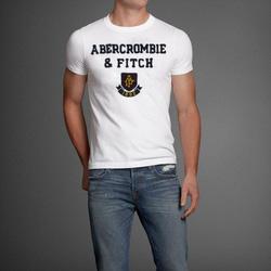Ảnh số 16: Áo thun cổ tròn abercrombie fitch AF nam giới thời trang châu Âu thể thao - Giá: 220.000