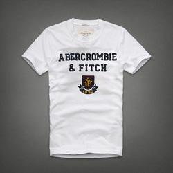 Ảnh số 15: Áo thun cổ tròn abercrombie fitch AF nam giới thời trang châu Âu thể thao - Giá: 220.000