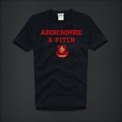 Ảnh số 12: Áo thun cổ tròn abercrombie fitch AF nam giới thời trang châu Âu thể thao - Giá: 220.000