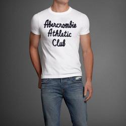 Ảnh số 11: Áo thun cổ tròn abercrombie fitch AF nam giới thời trang châu Âu thể thao - Giá: 220.000
