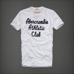 Ảnh số 10: Áo thun cổ tròn abercrombie fitch AF nam giới thời trang châu Âu thể thao - Giá: 220.000