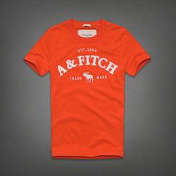 Ảnh số 1: Áo thun cổ tròn abercrombie fitch AF nam giới thời trang châu Âu thể thao - Giá: 220.000