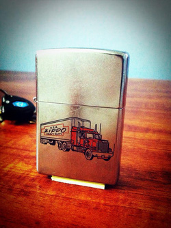 Ảnh số 8: Zippo lighter truck - Giá: 650.000