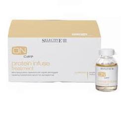 Ảnh số 16: 3/ Huyết thanh tái tạo cấu trúc tóc - Protein infuse treatment - Giá: 539.000