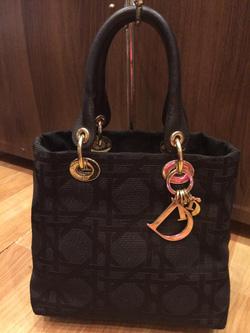 Ảnh số 4: Túi Lady Dior - Giá: 10.000.000
