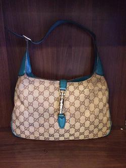 Ảnh số 34: MS TG36: Túi Gucci dòng hobo, sz mini, mới 97% Sale đồng giá 6 triệu - Giá: 1.000