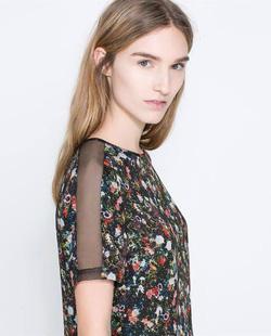 Ảnh số 75: Sơ mi Zara: 280k - Giá: 1.000