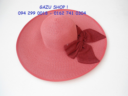 ?nh s? 59: mũ nơ 4 cánh hồng - Giá: 220.000