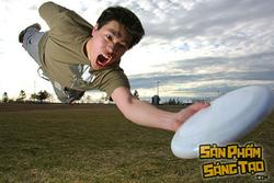 Ảnh số 1: Đĩa ném Frisbee, đĩa bay Frisbee, đĩa Ultimate Frisbee tiêu chuẩn, chất lượng cho luyện tập và thi đấu, đĩa Frisbee mềm nhẹ cho trẻ em - Giá: 185.000