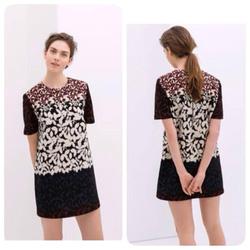 Ảnh số 51: Váy hoa dáng xuông Zara TQXK - Giá: 350.000