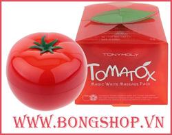 Ảnh số 97: Tomatox Magic White Massage Mask - Tonymoly - Massage làm trắng da chiết xuất cà chua - Giá: 180.000