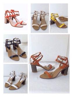?nh s? 79: sandals móng ngựa - Giá: 5.000