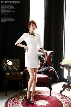 ?nh s? 2: Váy Suông Hàn Quốc - OVY14904 - Giá: 2.100.000