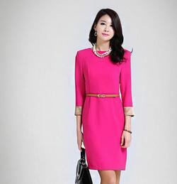 ?nh s? 3: Đầm Trung Niên Cao Cấp - OVY14916 - Giá: 2.500.000