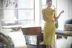 ?nh s? 9: Váy Đầm Cộc Tay - OVY14906 - Giá: 1.900.000