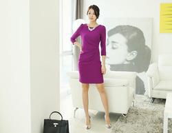 ?nh s? 14: Váy Liền Trung Niên - OVY14914 - Giá: 2.350.000